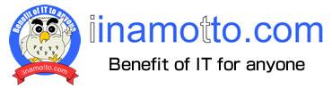 だれにでもITを Webデザインとパソコン利用支援の いいなもっと.com