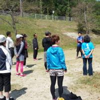 ウォーキング講習会「スロージョギングから始めよう」