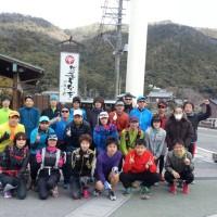 第9回多度山トレイル試走会&ランチ会!